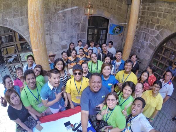 Southern Luzon Kulinarya Caravan Participants in Casa Comunidad de Tayabas