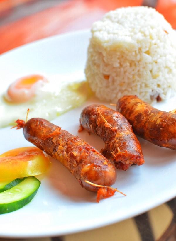 Lucban Longanisa Breakfast