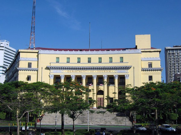 Old Philippine Department of Tourism Building