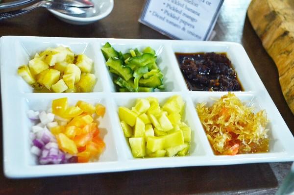 Pantapik - local side dish