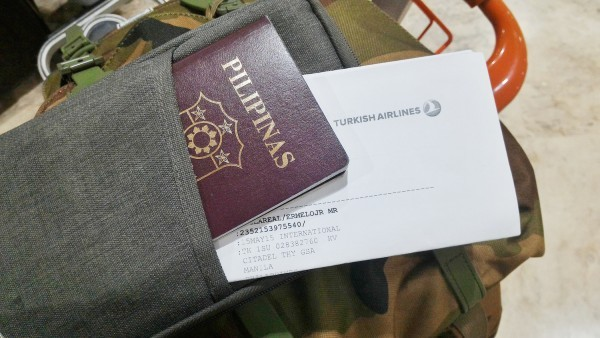 My Passport Wallet