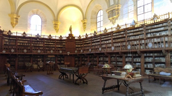 University of Salamanca Library
