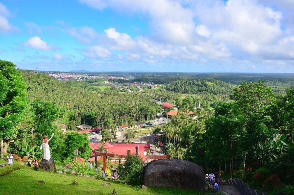 View from Kamay ni Hesus Hill