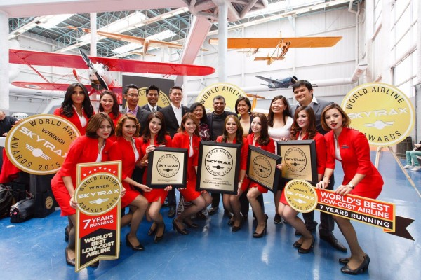 Worlds Best Low Cost Airline AirAsia