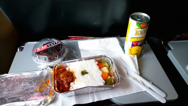 airasia inflight meals