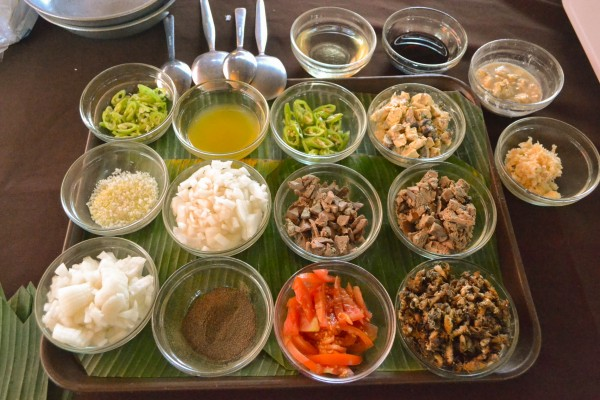 19 copung ingredients