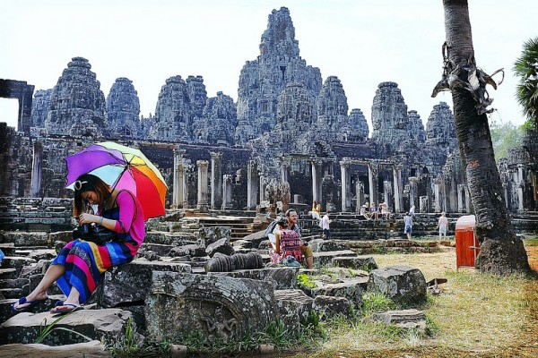 Angkor Wat places in Cambodia
