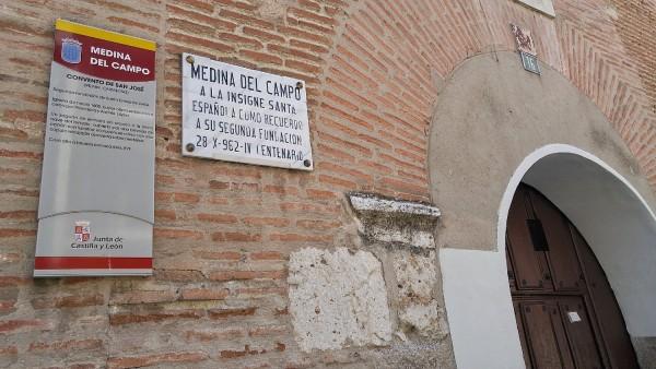 Convento de San Jose in Medina del Campo