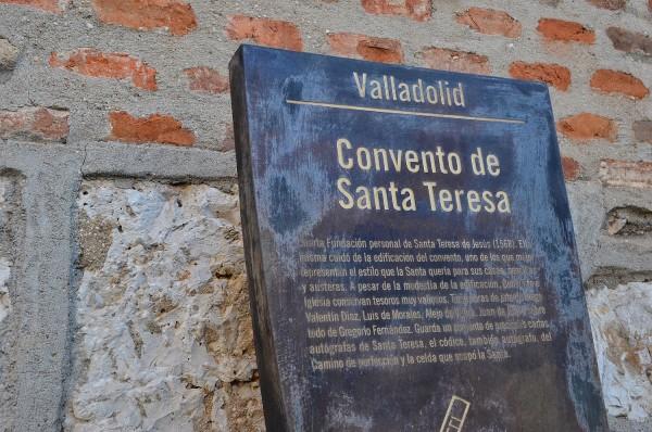 Convento de Santa Teresa in Valladolid