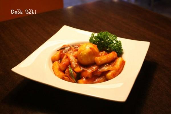 Deok Boki (photo from 2Story Kitchen FB)