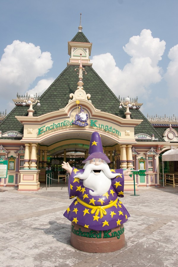 Enchanted Kingdom and GetGo Promo