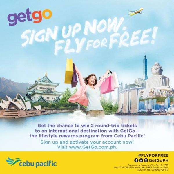 GetGo Lifestyle Rewards Program