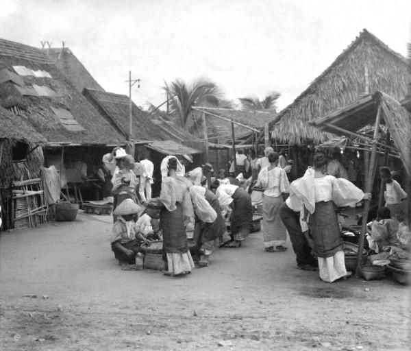 Market Day in Ermita Manila