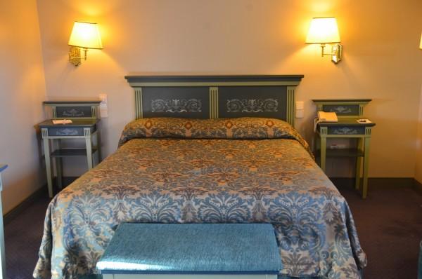My Bedroom for a night in Avila