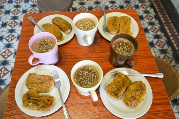 cafe museo breakfast 2