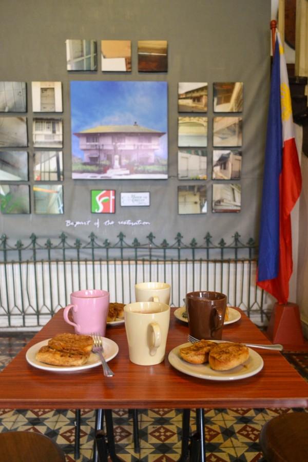 cafe museo breakfast