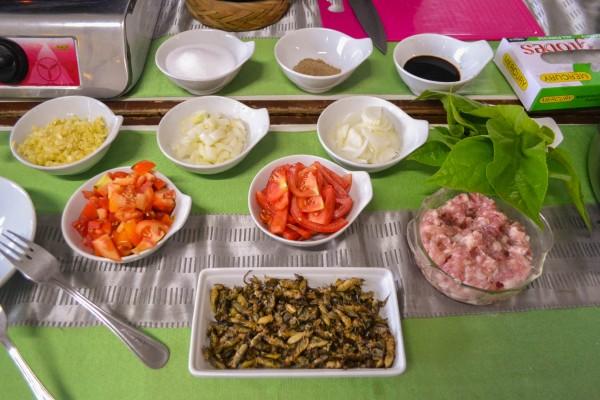 culinarium kamaru ingredients
