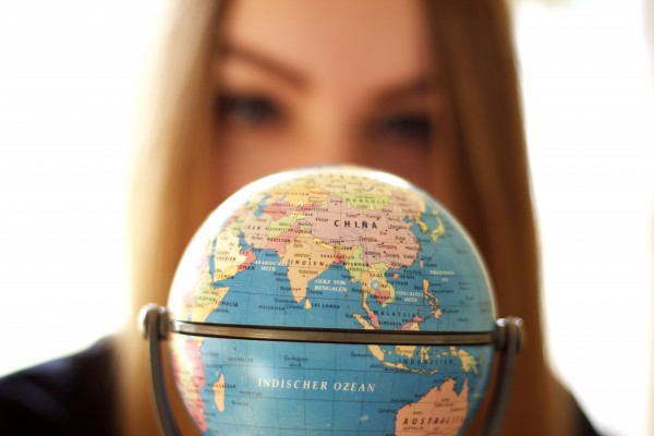 Around the World with Sarah