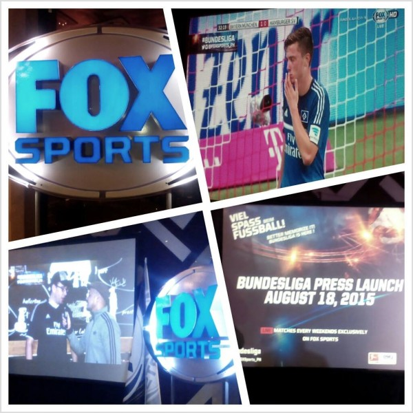 Fox Sports Philippines Bundesliga 2015 Press Launch