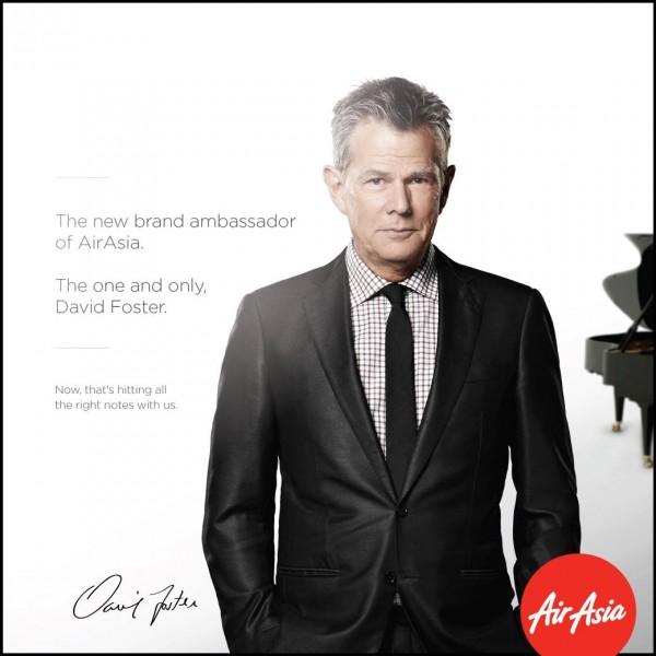 Global Brand Ambassador of AirAsia
