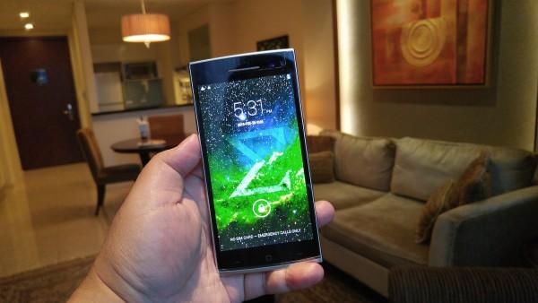 KingCom S!gma Evo Smartphone