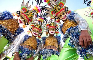 Masskara Festival 2018 Schedule of Activities