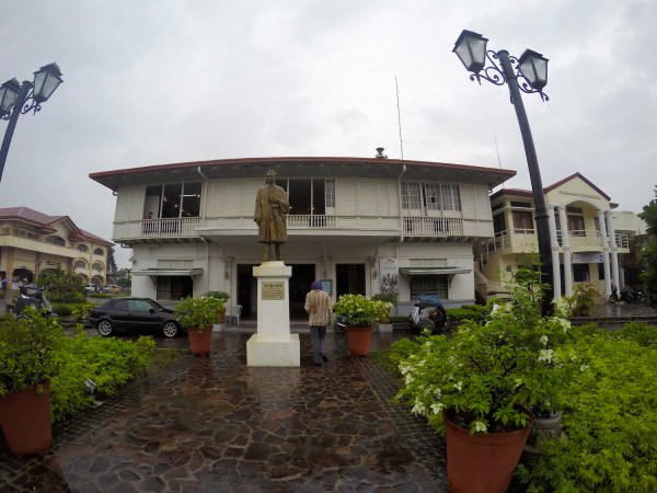 Facade of Museo Ning Angeles