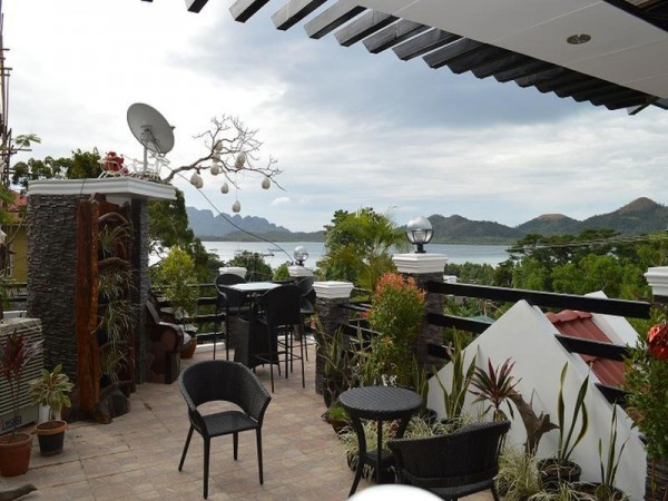 Corom Bancuang Mansion Room with a view in Coron Palawan