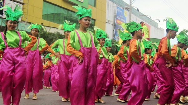 Sandugo 2015 Festival Dancers
