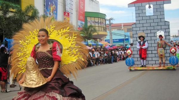 Sandugo Festival 2015 Parade