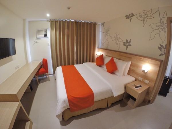 Spacious Room with a Veranda