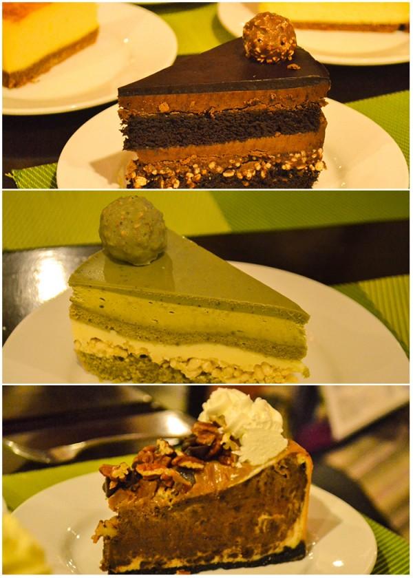 ciocollo cakes
