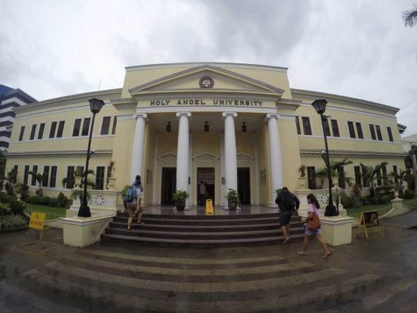 university facade