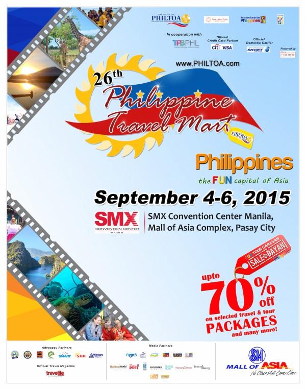26th Philippine Travel Mart