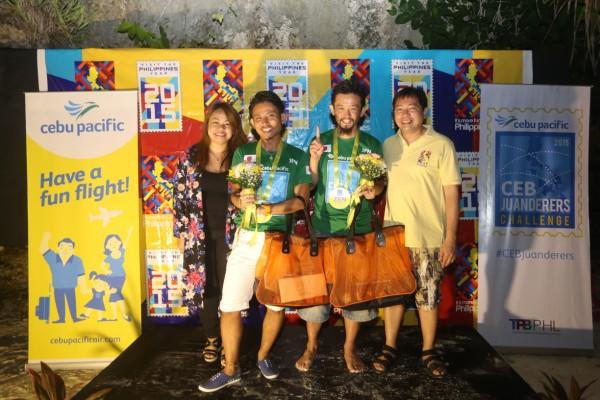CEBjuanderer winners