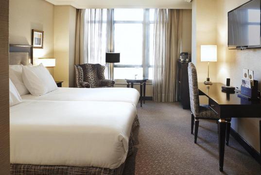 Hesperia Madrid Hotel Review