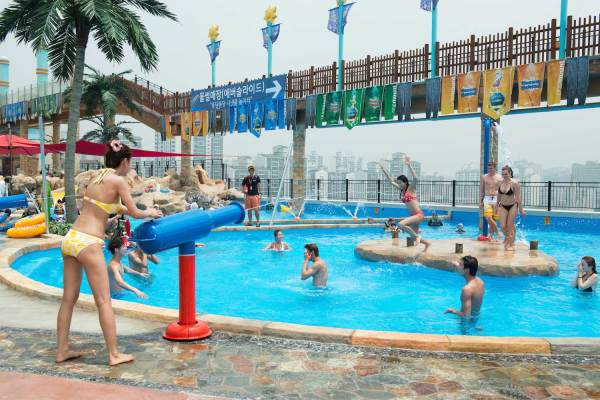 More Fun at the Onemount Water Park