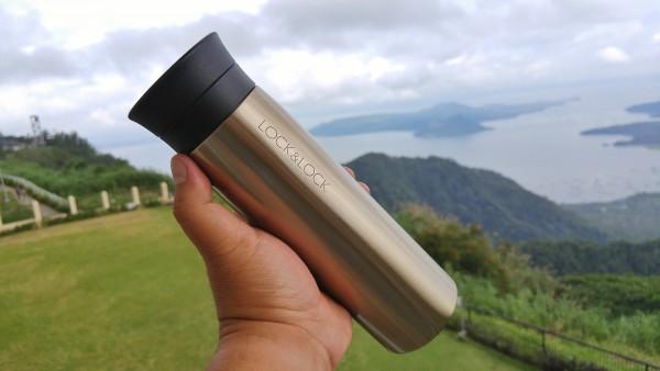My Lock & Lock Stainless steel vacuum flask : water bottle