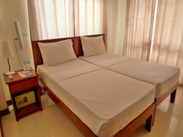 Ipil ipil suites Beds