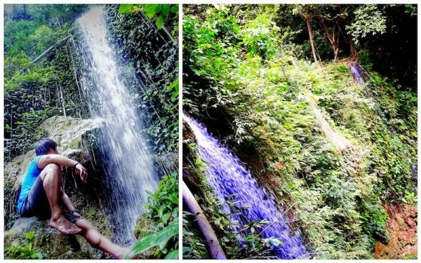 14 Meter Falls
