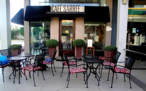 Cafe Sarree facade