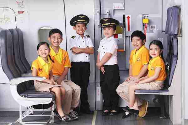 Flights to Kidzania Manila