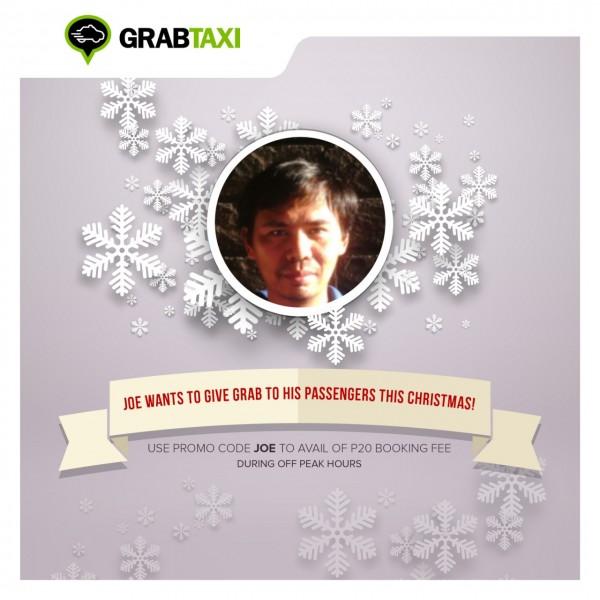 GrabTaxi Philippines Promo Code November 2015