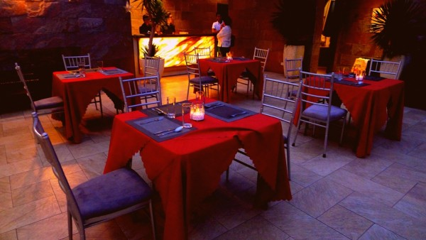Setting perfect for romantic dates
