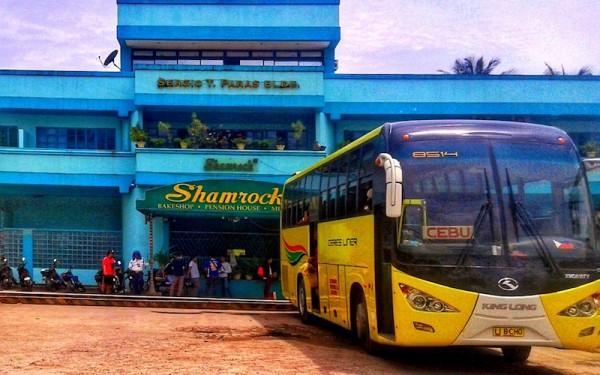 Shamrock Barili Bus Stop