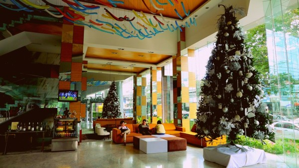 Best Western Plus Lex Hotel Spacious lobby