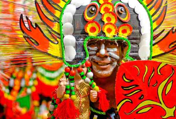 Kalibo Ati-atihan Festival Top 10 Festivals In the Philippines