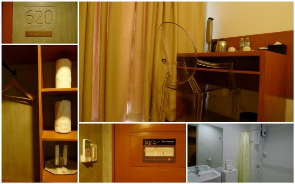 Amenities and Restroom