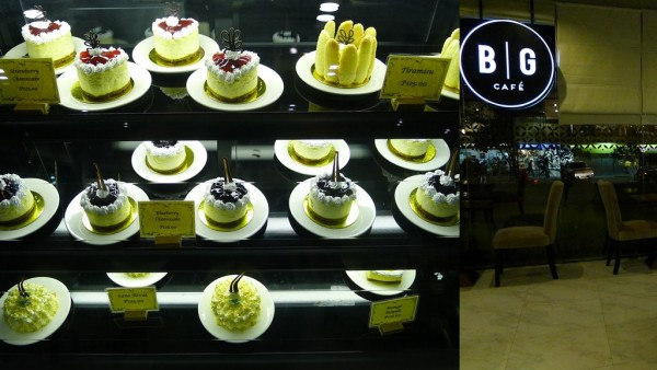 BG Cafe and Desserts