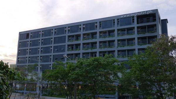 Big Hotel Building